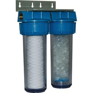 bocais de filtragem